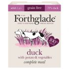 Forthglade Complete Meal Grain-Free Adult Dog - Duck