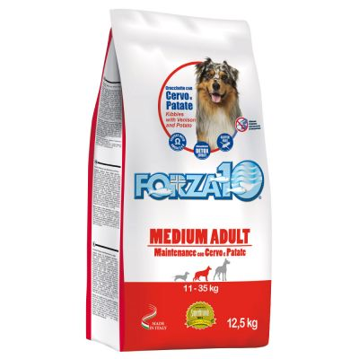 Forza 10 Medium Adult Maintenance con Cervo e Patate