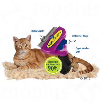 FURminator deShedding Tool pienille kissoille