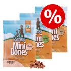 600 g Barkoo Mini Bones Trainingssnacks (semi-moist)