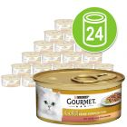 Gourmet Gold Double Delicacies 24 x 85 g