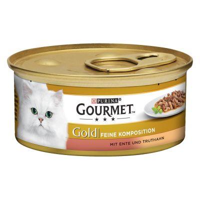 Gourmet Gold fina kompozicija 24 x 85 g