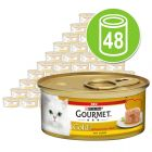 Gourmet Gold Melting Heart 48 x 85 g