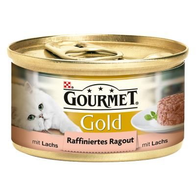 gourmet gold raffiniertes ragout 12x 85 g g nstig bei zooplus. Black Bedroom Furniture Sets. Home Design Ideas