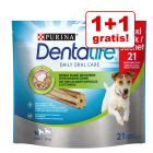 1 + 1 gratis! 2 x Purina Dentalife Snack