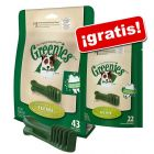 Greenies snack dental para perros en oferta: 340 g + 170 g ¡gratis!