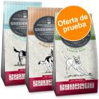 Greenwoods Adult para perros 3 x 2 kg - Pack mixto