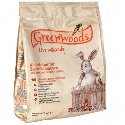 Greenwoods-kaninruoka