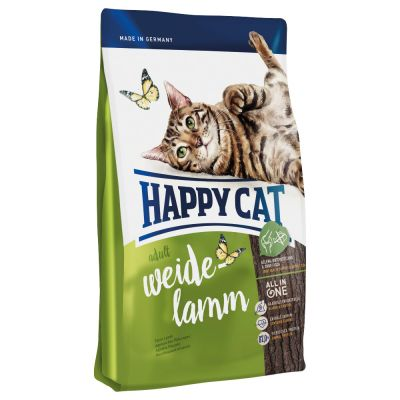 Happy Cat Adult con cordero de pasto