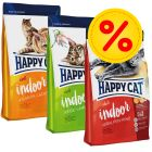 Happy Cat Indoor Adult 3 x 4 kg