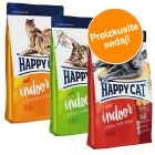 Happy Cat Indoor Adult 3 x 1,4 kg