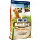 Happy Dog Natur-Croq Beef & Rice