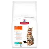 Hill's Adult Optimal Care con atún para gatos