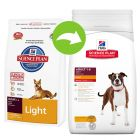 Hill's Canine Adult Light csirke