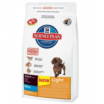 Hill's Canine Adult Light Mini