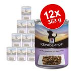 Hill's Canine Ideal Balance Adult 12 x 363 g
