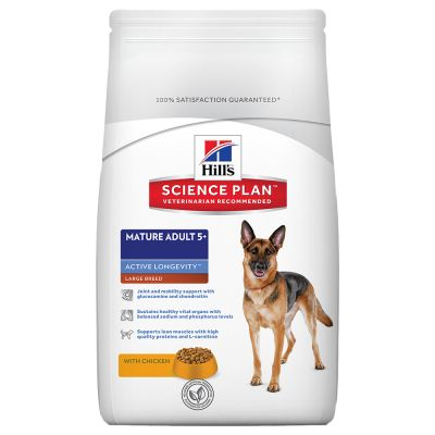 Hill's Canine Mature Adult 5+ Large Breed