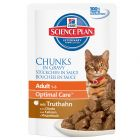 Hill's Feline Adult Optimal Care 6 x 85 g