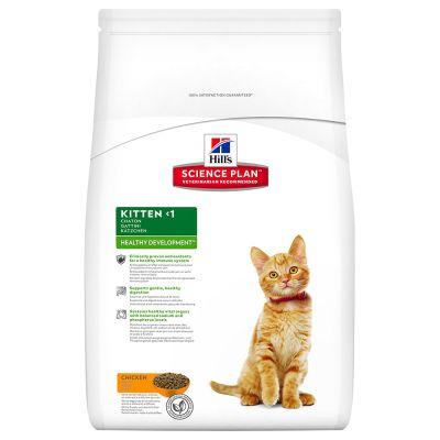 Hill's Feline Kitten с пилешко