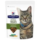 Hill's Metabolic Treats Prescription Diet snacks para gatos