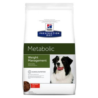 Hill´s Prescription Diet Canine Metabolic Weight Management - kana