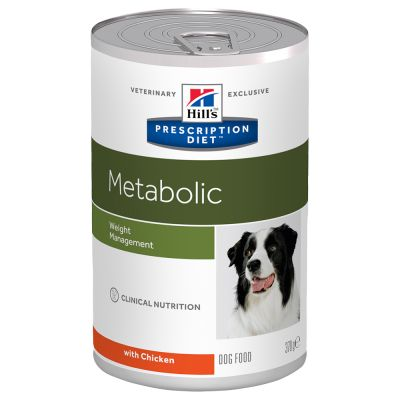 Hill's Prescription Diet Metabolic Weight Management umido per cani