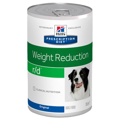 Hill's Prescription Diet r/d Weight Reduction Hundefutter Original