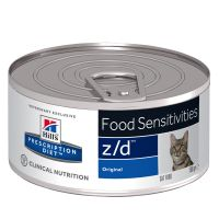 Hill's Prescription Diet z/d Food Sensitivities umido per gatti