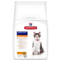 Hill's Science Plan Feline Mature 7+ Light Pollo