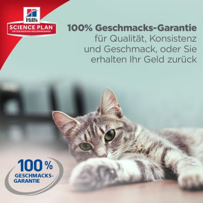 Hill's Science Plan Young Adult Sterilised Cat mit Thunfisch