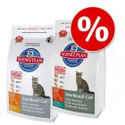 Hill's Young Adult Sterilised Cat pack misto