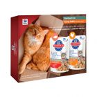 Hill's Young Adult Sterilised Cat 4 x 85 g - Pack de prueba