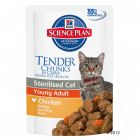 Hill's Young Adult Sterilised Cat 6 x 85 g para gatos