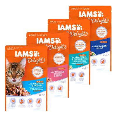 Iams Canned Food For Cats