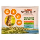 IAMS Naturally Cat Adult Mix Kattenvoer