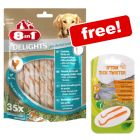 8in1 Delights Chew Snacks - O'Tom Tick Hook Free!*