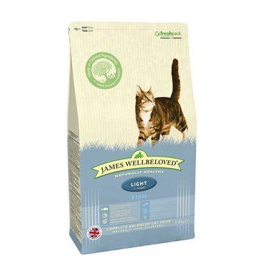 James Wellbeloved Adult Light para gatos - Pack mixto