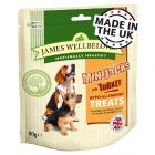 James Wellbeloved MiniJacks Dog Treats - Turkey