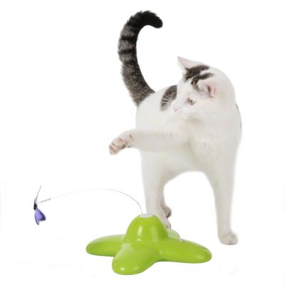 jouet chat turbinio