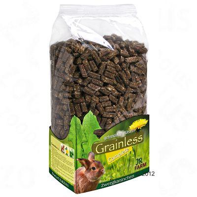 JR Farm Grainless Complete -kaninruoka