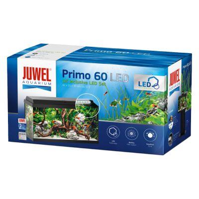 juwel aquarienkombination primo 60 led