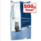 1.5kg Sanabelle Dry Cat Food + 500g Free!*