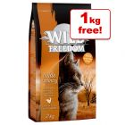 1kg Wild Freedom Adult Dry Cat Food + 1kg Free!*