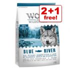 2kg Wolf of Wilderness Dry Dog Food + 1kg Free!*
