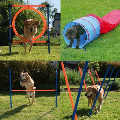 Sac tunnel Agility pour chien Fun & Sport - 1 sac tunnel w6jsusNr2