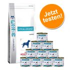 Kombipaket: Royal Canin Veterinary Diet Hundefutter