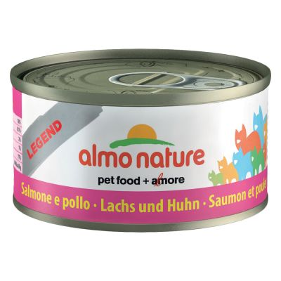 Økonomipakke: 48 x 70 g Almo Nature Legend