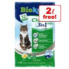 8l Biokat's Classic Fresh 3in1 Cat litter + 2l Free!*