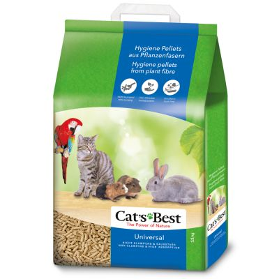 Lettiera vegetale Cat's Best Universal