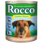 Limited Edition: Rocco Sommer-Menue 6 x 800 g